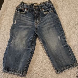 Children's place 18 months boys distressed jeans